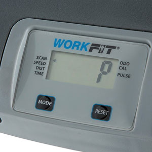 Exerpeutic Workfit 1000 LCD screen display