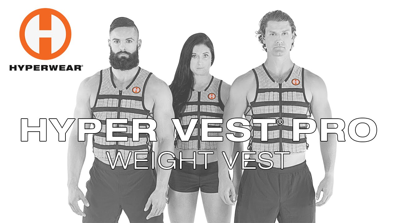 Photo of HyperWear Weighted Vest PRO Unisex Review