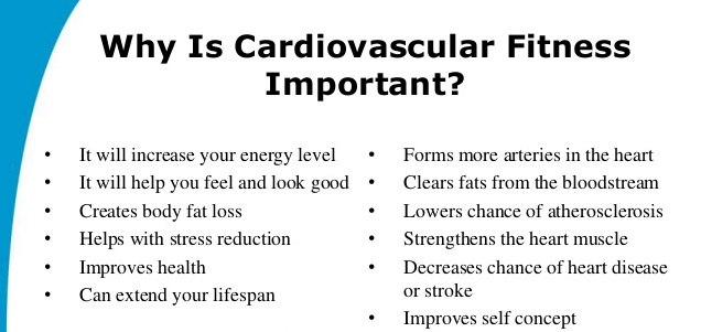 What Are The Benefits Of Cardiovascular Exercise