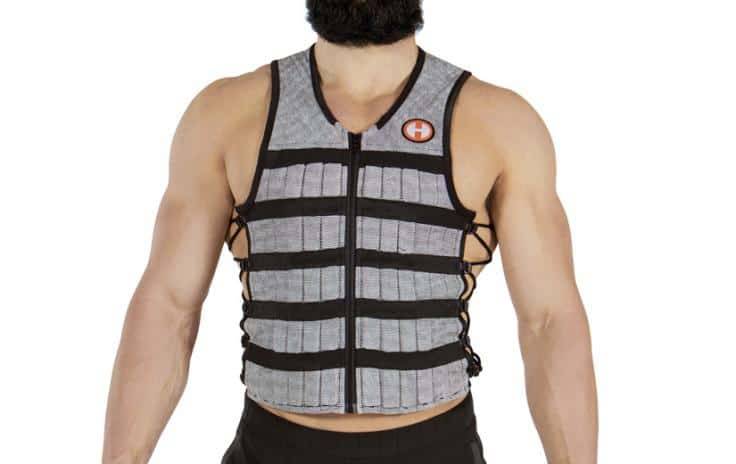 Hyper Wear Weighted Vest