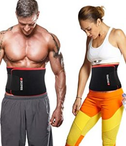 Reformer Athletics Waist Trimmer Ab Belt Trainer Men