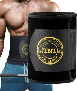 TNT Pro Series Waist Trimmer Shaper Belt