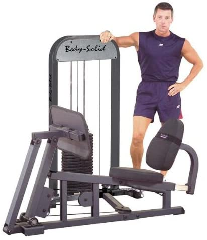 Leg and Calf Press Weight Machine by Body-Solid