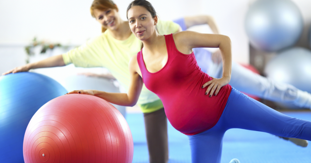 Which Exercises For Pregnant Women Are Well Suited