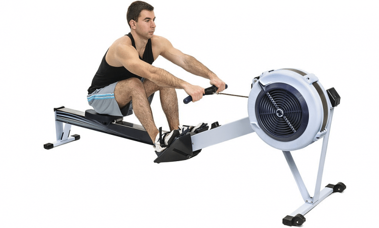 FITNESS REALITY 1000 PLUS BLUETOOTH ROWER