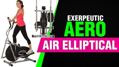 Photo of Exerpeutic Aero Air Elliptical Review