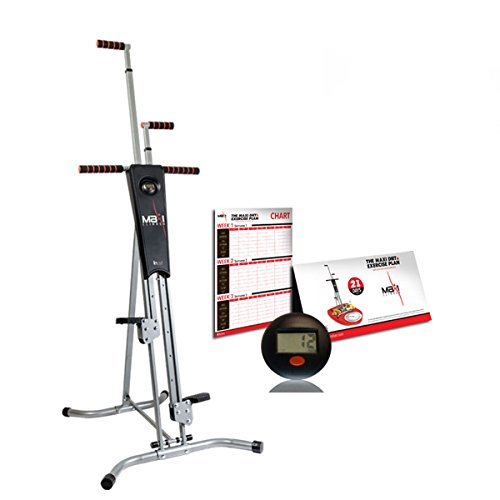 Step climbing machine