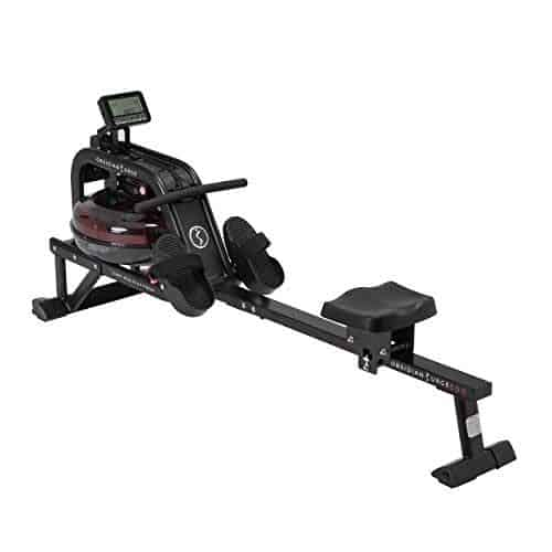 Sunny Health & Fitness SF-RW5713 Water Rower