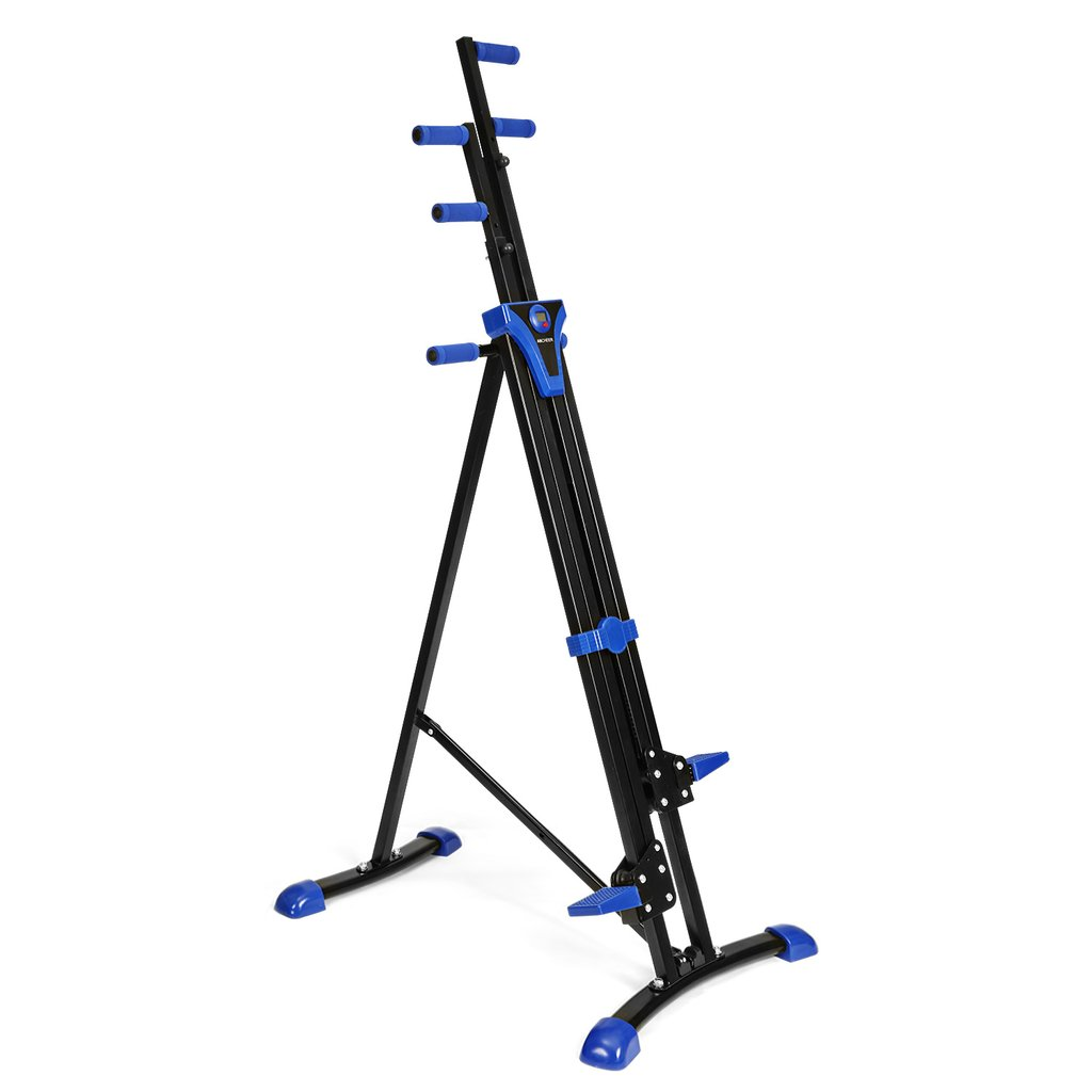 vertical climber exercise machine