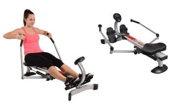 Photo of Stamina Body Trac Glider 1050 Rowing Machine Review