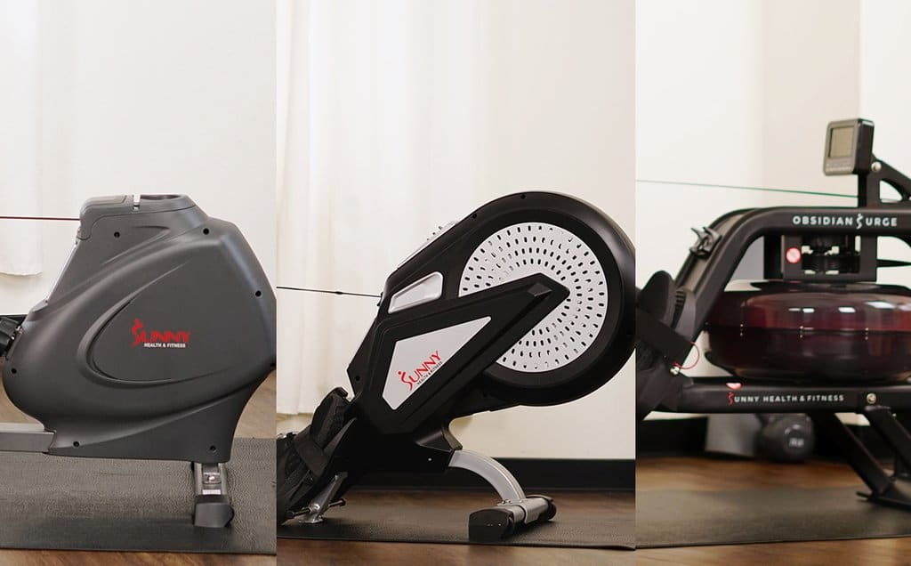 Comparing the Water rower vs Air rower