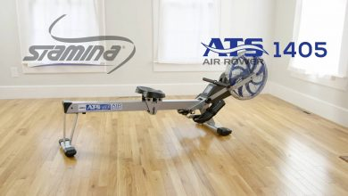 Photo of Stamina 35 1405 ATS Air Rower Review