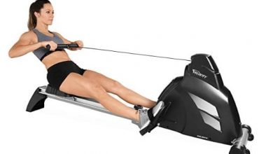 Photo of Velocity Exercise Magnetic Rower Review
