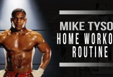 Photo of Mike Tyson Workout Routine, Squats And Diet