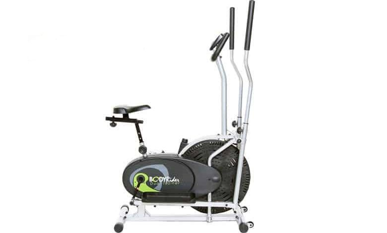 Body Rider BRD2000 Dual Cardio Trainer Review
