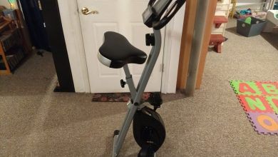 Photo of Crane Foldable Exercise Bike Review