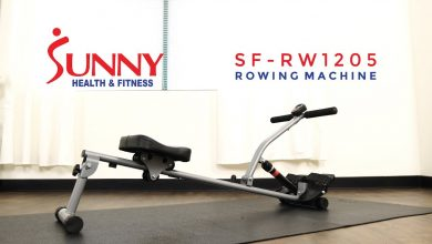 Photo of Sunny Health & Fitness SF-RW1205 Review