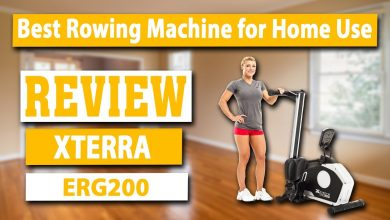 Photo of Xterra ERG200 Rower Review