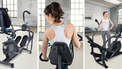 Photo of Teeter Free Step Recumbent Cross Trainer Review