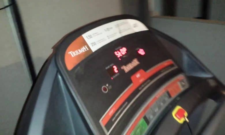 Triumph 400t Treadmill Review