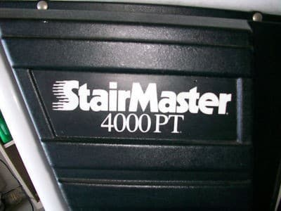Stairmaster 4000 Pt Review
