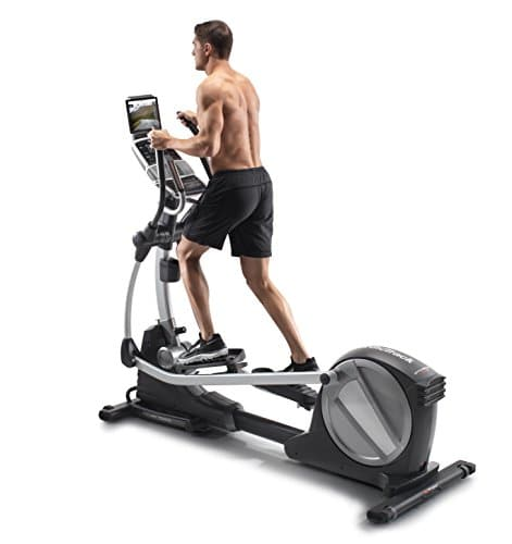 elliptical for small spaces