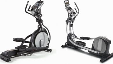 Photo of NordicTrack SpaceSaver Se7i Elliptical Review